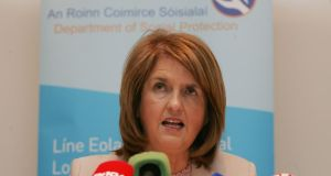 On child benefit, Joan Burton strongly argues there is no case for further reductions.
