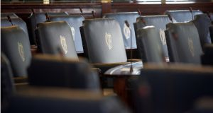 Senator Mark Daly has sought to recall the Upper House in August to question Minister for Health James Reilly about the EU Directive on organ donation and transplantation. Photograph: Alan Betson/The Irish Times
