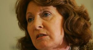 Minister of State with responsibility for Older People Kathleen Lynch said the abuse suffered by a small number of older people was 'disturbing'.  Photograph: Irish Times