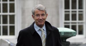Michael Lowry is a former Fine Gael minister who resigned from Cabinet in 1996.