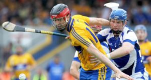 Clare's Darach Honan will pose a serious threat to Galway's defence on Sunday in Thurles. Photo: Ryan Byrne/Inpho