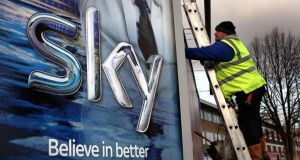 BSkyB fought back against intensifying competition today by launching a  TV box allowing viewers to watch on-demand services. Photograph: David Jones/PA Wire