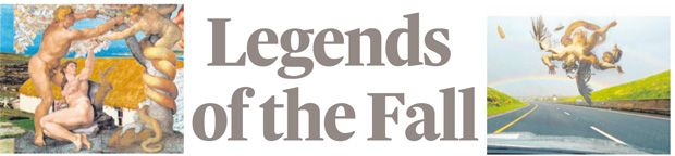 Legends of the Fall - logo
