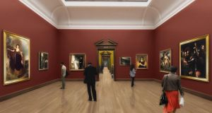 5. The National Gallery of Ireland	attracted 	660,486 visitors.