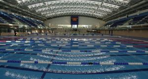 4. The National Aquatic Centre attracted 813,406 visitors. Photograph: Brenda Fitzsimons/The Irish Times
