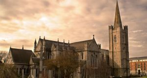 10: Patrick's Cathedral in Dublin had 385,000 visitors. Photograph: IStock photo.