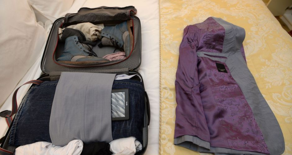 Pack Animal: Tim Magee's step-by-step guide to packing a suitcase