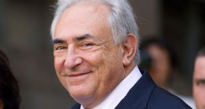 Former IMF chief Dominique Strauss-Kahn will be tried on charges of pimping, prosecutors said today. Photograph: Lucas Jackson/Reuters.
