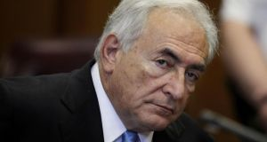Former IMF managing director Dominique Strauss-Kahn will have to defend himself in a French court on aggravated pimping charges.  Photograph: Todd Heisler/AP