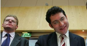 Senator Ronan Mullen: read transcript from alleged recordings into the record. Photograph: Brenda Fitzsimons