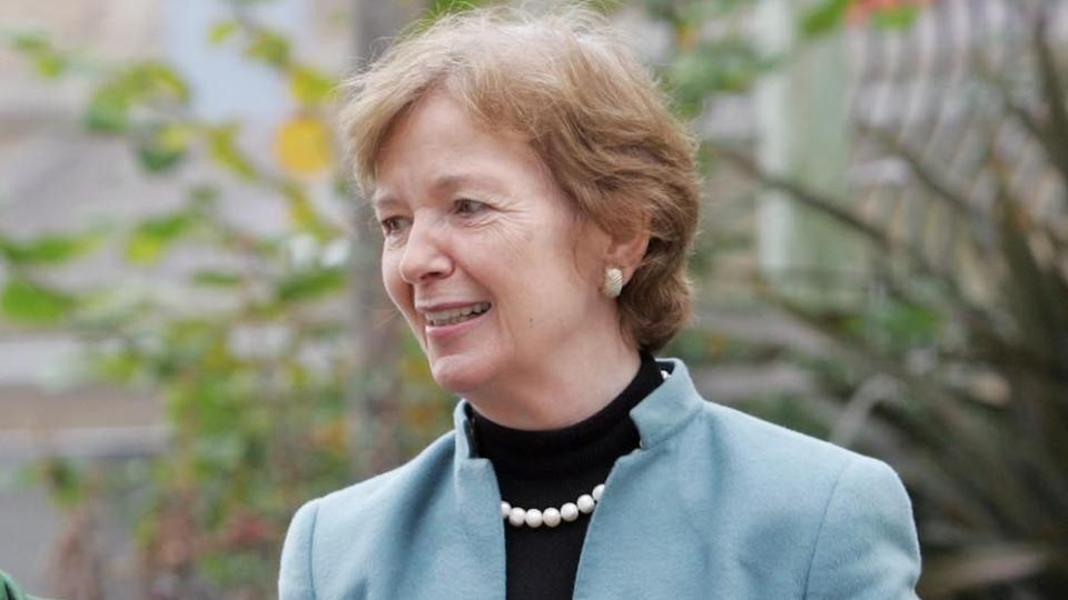 Mary Robinson 'close to breakdown' on taking up UN post