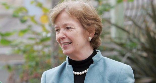 Mary Robinson on desert island discs
