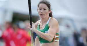 Pole-vaulter Tori Pena  will be Ireland's sole field athlete in Moscow