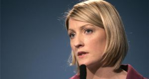 Senator Averil Power said one of the problems for women in the past have been existing incumbents but there were now a lot of openings for the next election Photograph: Dara Mac Dónaill / The Irish TImes