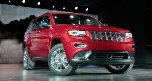 Chrysler's new Jeep Grand Cherokee EcoDiesel  which is available from August