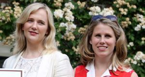 A man has been arrested in England in connection with the abuse of Stella Creasy MP (left) and campaigner Caroline Criado-Perez. Photograph: Chris Ratcliffe/PA Wire.
