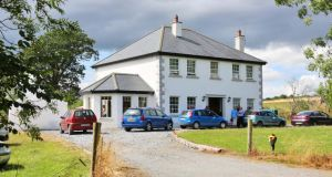 The home of Eoghan (10) and Ruairi (5) Chada in Ballinkillen, Bagnalstown, Co Carlow.