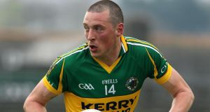 Kieran Donaghy: has won his place back in Kerry's attack for Sunday's showdown with Cavan at Croke Park