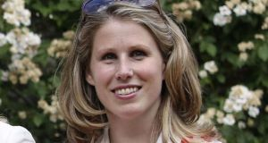Caroline Criado-Perez, co-founder of the Women's Room. Criado Perez faced a deluge of hostile tweets over the course of more than a day, including threats to rape and kill her, after she successfully campaigned for a woman's picture to be put on a new bank note.