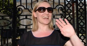 Lucinda Creighton said one house of parliament was not adequate. Photograph: Brenda Fitzsimons/IRISH TIMES