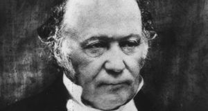 Sir William Rowan Hamilton (1805-1865), an Irish mathematician and inventor of quarternions. Photograph: Hulton Archive/Getty Images