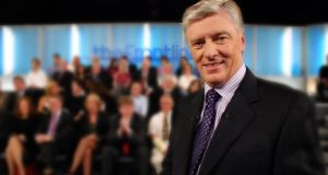 Pat Kenny has left RTÉ and is to join Newstalk as presenter of its mid-morning show. Kenny has worked with the State broadcaster for 41 years, having joined the organisation as a part-time radio announcer in 1972. Photograph: Bryan O'Brien.