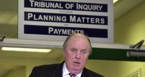 Don Lydon: most aggrieved that the tribunal should give credence to Mr Dunlop's allegations
