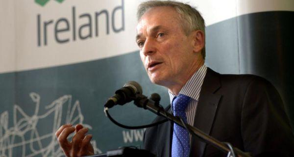 Minister for Jobs, Enterprise and Innovation Richard Bruton: