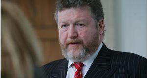 Minister for Health James Reilly suggested appointing a judge who could mediate between the women who had symphysiotomies and the hospitals. Photograph: Bryan O'Brien