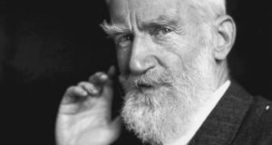 George Bernard Shaw in 1925. Photograph: Sasha/Hulton Archive/Getty