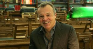 Graham Norton was in Ahakista, west Cork, where he acted as compere at a table quiz for his local community festival.