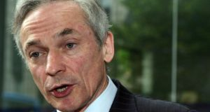 "Richard Bruton: ""We will expect leadership from our TDs and Senators.""   Photograph: Eric Luke"