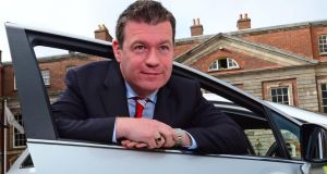Minister of State Alan Kelly said the Government should not impose unnecessary fiscal burdens on taxpayers. Photograph: Eric Luke/The Irish Times