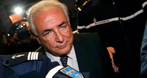 "Dominique Strauss-Kahn: was not a mere participant in what he labelled ""libertine acts"", but a chief organiser, the judges said. Photograph: Christian Hartmann/Reuters"