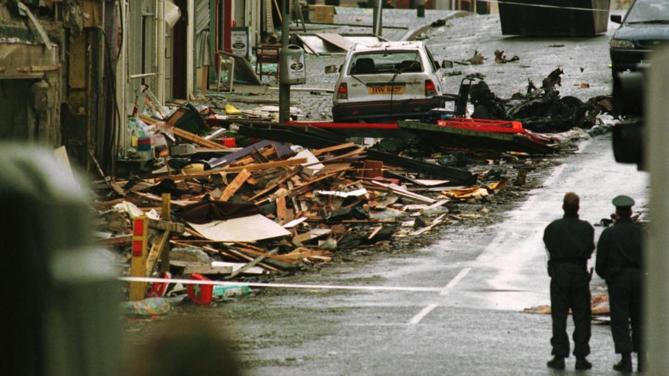 Call for public inquiry into omagh bombing