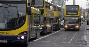 Dublin Bus management says the three-day strike had cost the company in the region of €600,000, making the savings needed more difficult to achieve