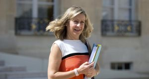 French junior minister in charge of French nationals abroad Helene Conway-Mouret. Photograph: Bertrand Langlois/AFP/Getty Images