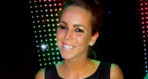 Dubliner Orla Daly moved to the Queenstown area of Singapore in January to work in sales. Photograph: Twitter