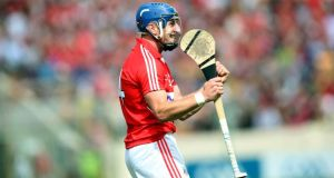 Cork have proved very reliant on Pat Horgan in their championship outings to date. Photograph: Donall Farmer/Inpho