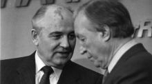US dismissive about summit between Haughey and Gorbachev