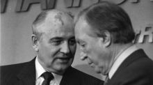 Cables express surprise at excitement over first Irish-Soviet summit