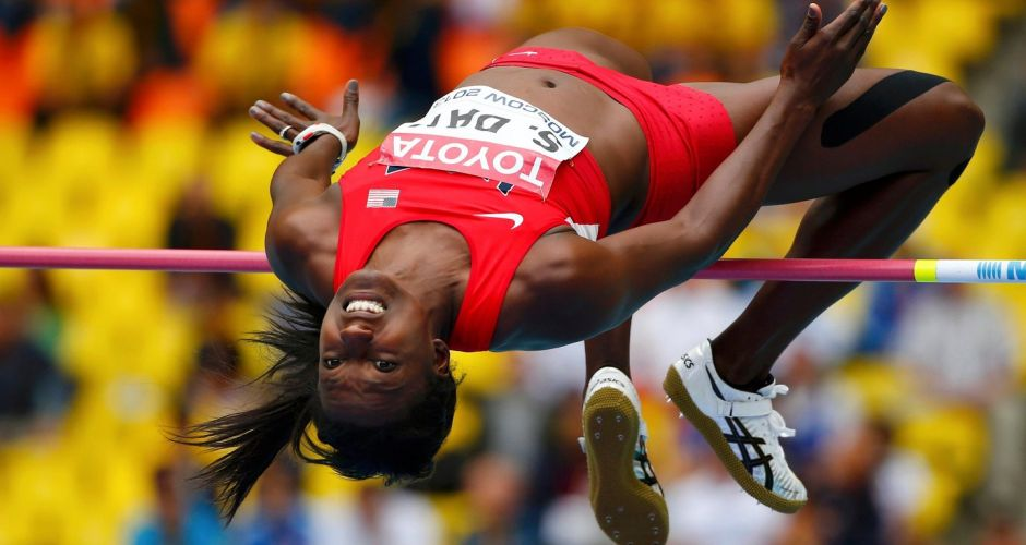 World Athletics Championships in Moscow