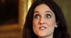 Northern Secretary Theresa Villiers has taken legal action to prevent the release of documents containing the names of Northern Ireland security force members.