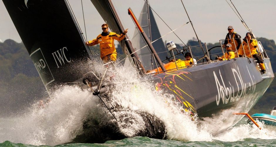 Fastnet catches the breeze