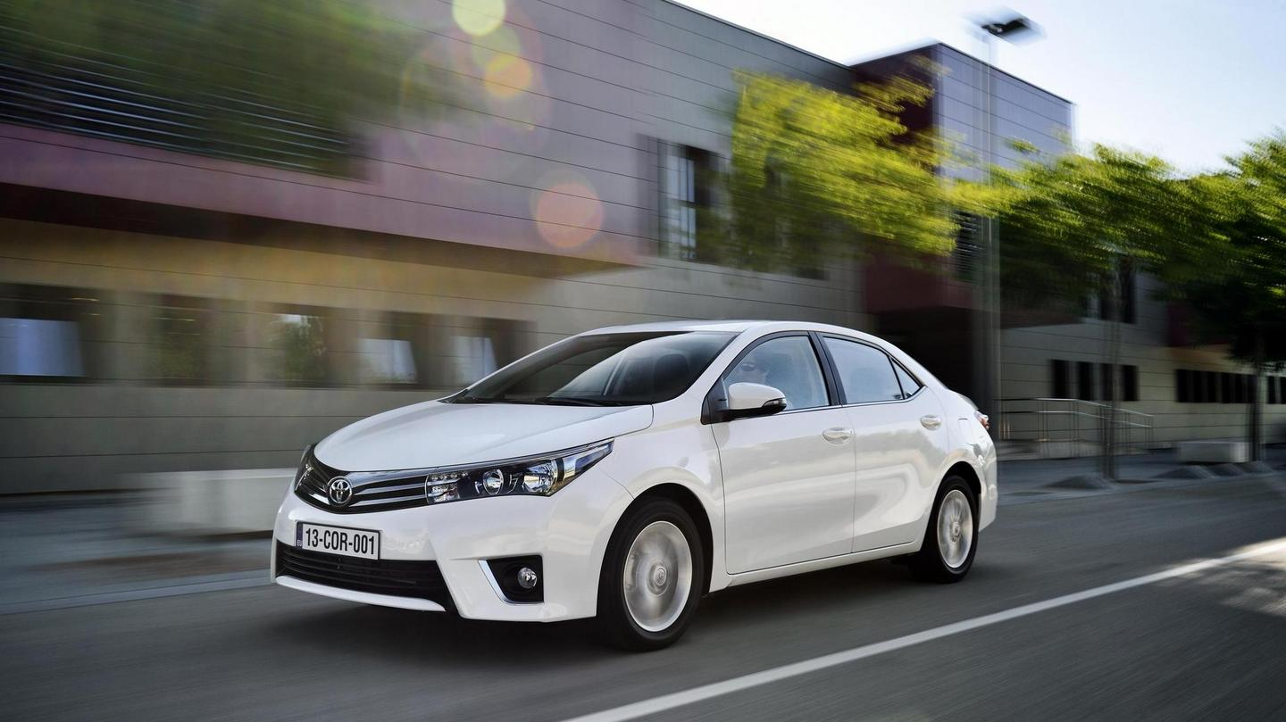 Toyota Brings New Corolla And Auris Touring To Ireland