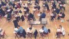 The number taking Leaving Cert higher-level maths has rocketed over the past two years, from 8,235 in 2011 to 13,014 in 2013, an increase of more than 58 per cent. Photograph: Peter Thursfield