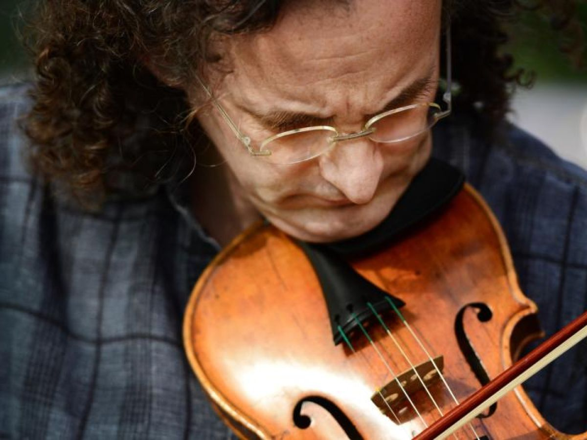 Many Strings To His Bow Martin Hayes On Finding Inspiration