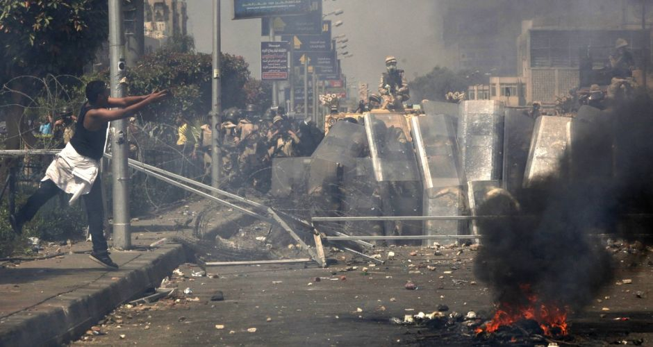 Egypt in crisis as violence escalates