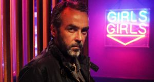 Spoof: John Hannah in A Touch of Cloth II. Photograph: Zeppotron/Sky