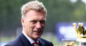 Manchester United Manager David Moyes. Photograph:  Jan Kruger/Getty Images